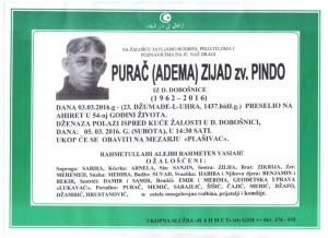 Purač (Adema) Zijad zv. PINDO
