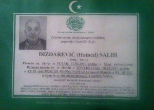 Dizdarević (Hamed) Salih