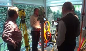 IZVJEŠTAJ sa putovanja u Beograd i stručne posjete renomiranim geodetskim firmama VEKOM Geo i GeoGIS Consultants