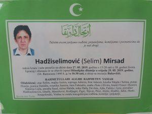Hadžiselimović (Selim) Mirsad